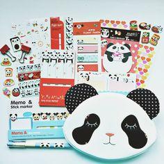 Adorable Panda Kit