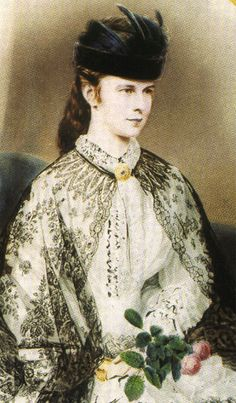 ^Empress Elisabeth of Austria (Sisi, due to the movie also known now as Sissi, Empress Sissi, The Empress, Austria, Elisabeth I, Kaiser Franz, Illustration Mode, Illustrations, Herzog, Her World