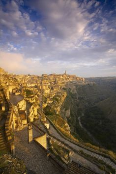 Matera in Puglia
