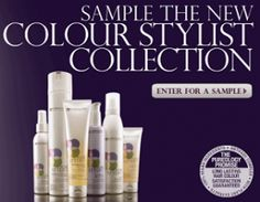 FREE Pureology Colour Stylist Sample http://sendmesamples.com/free-pureology-colour-stylist-sample/