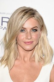 Julianne Hough Medium Wavy Cut