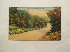 Greetings from Zanesville Ohio OH Postcard | eBay