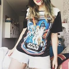 Star Wars ⭐️ Who likes it? ☺️ | Quem curte? ☺️ Melina Souza - Serendipity <3  #Book #Star Wars  #Melina Souza