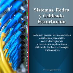 Sistemas, redes y cableado estructurado