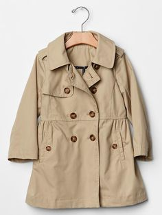 Girl's Trench coat