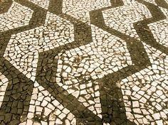 calçada in Portugal
