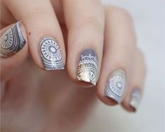 Encuentra ★ más de 50 diseños de uñas cortas decoradas ★ bastante sencillas, con muchos colores, múltiples diseños y formas especiales.