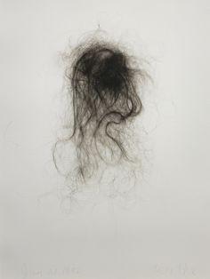Brushstrokes (no. 11)  Hannah Wilke