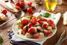 Homemade Healthy Caprese Salad by Brent Hofacker on 500px