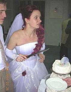 Look Out! 1o More Bad Wedding Photos...