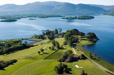 Loving this image of Killarney Golf and Fishing Club in County Kerry, Ireland! Share this image if you love Ireland too! :)