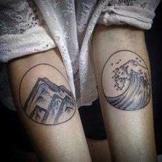 Japanese inspiration tattoos