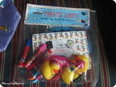 More pirate themed Fish Extender gifts