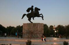 Alexander The Great - Thessaloniki, Greece