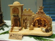 Haga clic para cerrar Christmas Manger, Christmas Nativity Scene, Christmas Villages, Rustic Christmas, Mexican Home Design, Diorama, Xmas Crafts, Snowflakes, Projects To Try