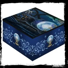 Lisa Parker Witches Apprentice Trinket box