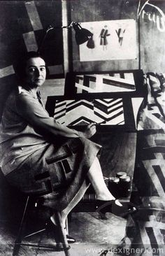 Color Moves: Art and Fashion by Sonia Delaunay   Courtesy Cooper-Hewitt Design Museum
