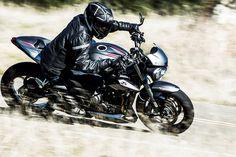 Triumph Street Triple RS 2017. Bilder und Daten