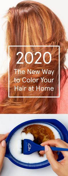 Your hair color should be a work of art. Ditch the generic drugstore box and try this new DIY hair color. Hair Lights, Light Hair, Pretty Hair Color, At Home Hair Color, Diy Hair Dye, Dyed Hair, Diy Hairstyles, Pretty Hairstyles, Diy Haarfärbemittel
