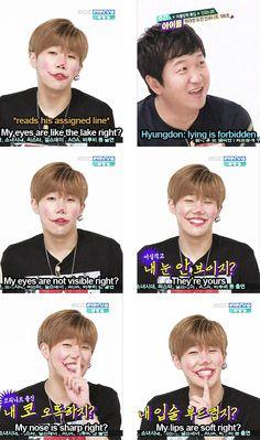 The effect of weekly idol......... #sunggyu