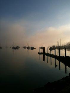 I Love Vancouver Island Cowichan Bay.