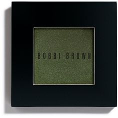 Bobbi Brown Metallic Eye Shadow ($24) ❤ liked on Polyvore featuring beauty products, makeup, eye makeup, eyeshadow, beauty, fillers, green, balsam and bobbi brown cosmetics