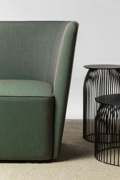Modular leisure sofa VELOUR   Modular sofa by La Cividina