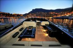 Yacht.  By Priory Home Atelier