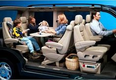 Image result for car interiors mercedes v class for family