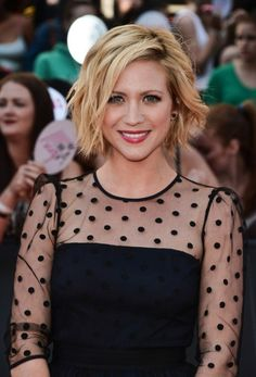 Brittany Snow – hair