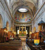 l'église Sainte-Élisabeth-de-Hongrie