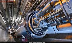 The LHC is the world's most advanced particle accelerator, which began work in September What Is Dark Matter, Physics Lab, Particle Accelerator, Large Hadron Collider, Parallel Universe, Science Photos, Historical Images, Base, Photos Of The Week