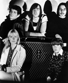 The Velvet Underground and Nico, 1967.
