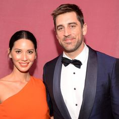 """Green Bay Packers quarterback Aaron Rodgers and actress Olivia Munn have reportedly called it quits. According to People 's Karen Mizoguchi , Rodgers and Munn """" have amicably ended their relationship of three years..."""