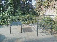 muebles terraza fierro forjado Andres Gasman- Buscar con Google