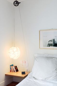 this pulley light is brilliant [dwell via sfgirlbybay]
