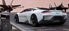 Lamborghini Concept I want this concept to become true.