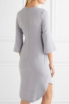 Antonio Berardi - Crepe Dress - Lilac - IT
