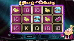 Up to 750,000 coin #jackpot on the king of slots, King of Slots at Vegas Paradise. Make an easy sign up, avail £5 bonus and #play now