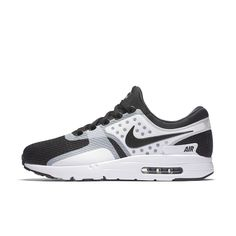 on sale 5cff8 2c1c8 Nike Air Max Zero Essential Men s Shoe Size 11.5 (White) - Clearance Sale  Nike