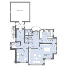 Haus Gerber – Erdgeschoss