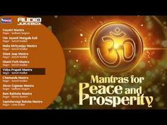 Top 10 Mantras For Peace of Mind And Prosperity || Shanti Mantra -Chamunda Mantra-Shani Jaap Mantra - YouTube