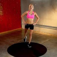 Victoria's Secret Model Legs Workout! - Rebecca-Louise
