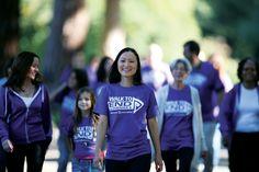 Do the Alzheimer's walk