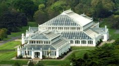The Royal Botanic Gardens, Kew was founded in 1759, and declared a UNESCO World Heritage Site in 2003.  A must see while you are in London.