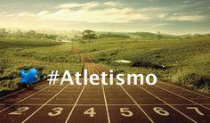 Atletismo en twitter