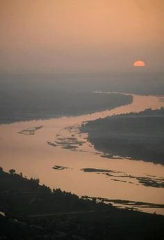 The Nile....Egypt <3