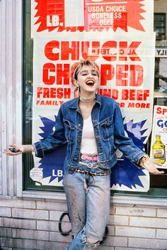 Before Madonna ruled the world – CNN Photos -