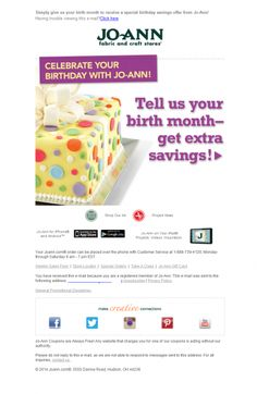 We Want to Celebrate Your Birthday with You! | Email Institute