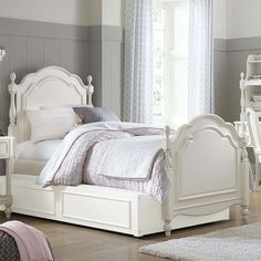 afce235c1fbd Harmony Summerset Low Post Bed Legacy Classic Kids in Kids Beds. The  Harmony Youth Bedroom